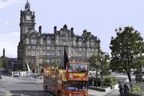 City Sightseeing - Edinburgh City Sightseeing Tour - Save 0%