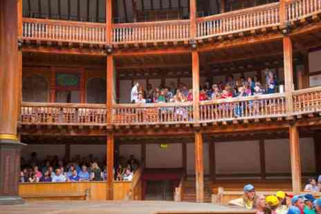 Shakespeare's Globe Exhibition - Shakespeares Globe Exhibition Tickets Plus Tower of London - Save 0%