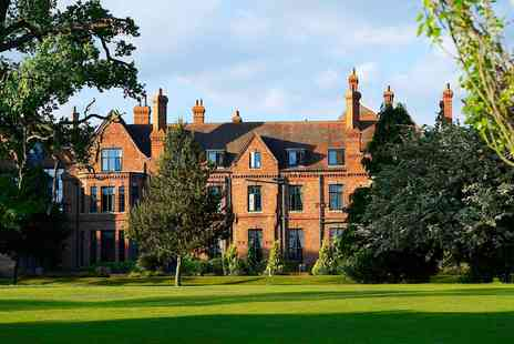 Aldwark Manor - Yorkshire Spa Day including Massage & Facial - Save 60%