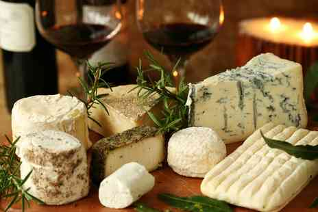 Mitchell Arts Centre‎ - Cheeseboard with Tea or Coffee for Two or Four - Save 0%