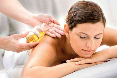 Affinity Beauty Therapy - One Hour Full Body Warm Candle Oil Massage - Save 60%