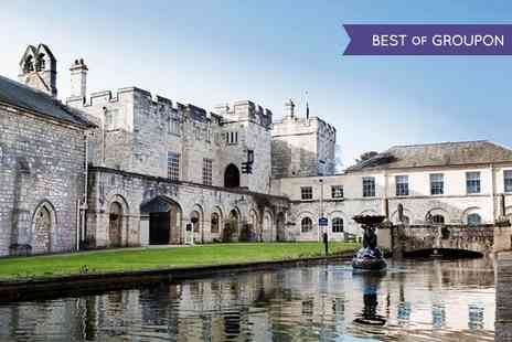 Imagine Spa Hazlewood Castle - Mud Serail Treatment with Optional Lunch or Afternoon Tea  - Save 35%