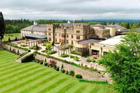 De Vere Slaley Hall - Spa Day including  Massage, Facial & Afternoon Tea - Save 54%