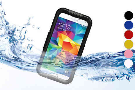 Flawlesssteel Ltd - Waterproof Samsung Galaxy Case - Save 60%