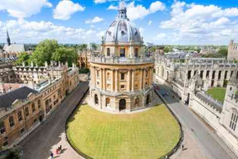 Oxford Walking Tours - Oxford Guided Walking Tour for 2 - Save 30%