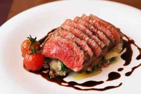 Forburys Restaurant - Chateaubriand & Bubbly for 2 - Save 42%