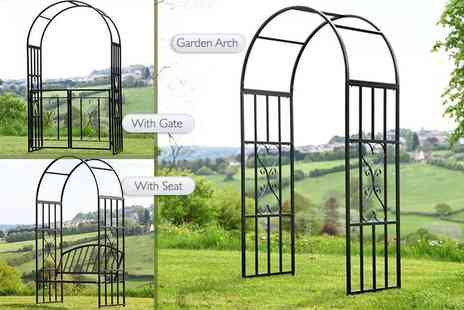 Jean Patrique - Decorative garden arch  - Save 51%