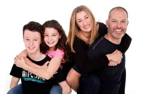 Jaine Briscoe Price Photography - Family Photoshoot with Prints - Save 0%