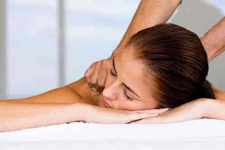 Glamourpuss Nails & Beauty - Back Neck and Shoulder Massage or Swedish Full Body Massage - Save 30%