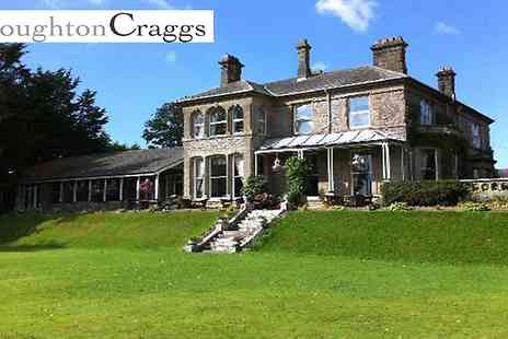 Broughton Craggs - One or Two Nights B&B for two - Save 0%