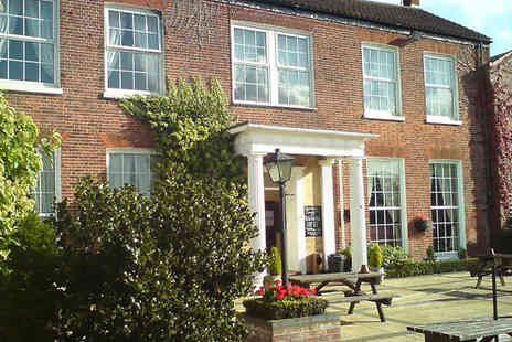The Old Hall Hotel - One Night B&B Stay & Optional Dinner for Two - Save 0%