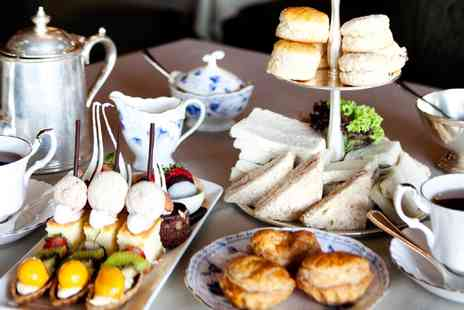 STR Enterprises - Afternoon Tea for 2 near Durham  - Save 50%