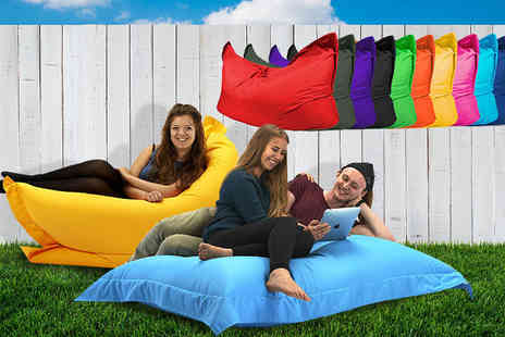 UK Beanbags - Big Brother beanbag in a choice of colours - Save 73%