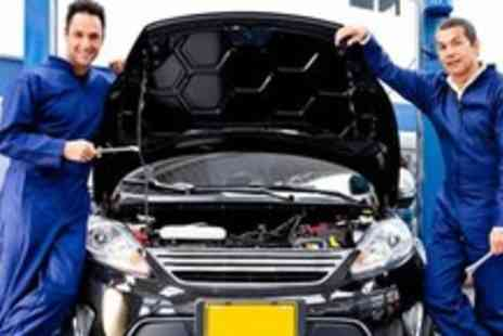 City Mechanics - A comprehensive MOT, complete service, thorough engine flush and full diagnostic check - Save 56%