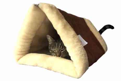 Callisto Concepts - Two in one cat mat and tunnel  - Save 44%