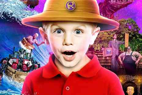 365 Tickets - One ticket to Ripleys Believe It or Not in Piccadilly Circus  - Save 52%