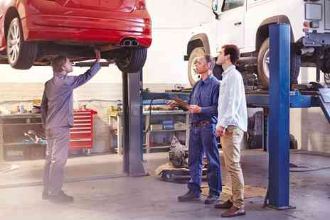 Concorde Autocentre - MOT Test at Concorde Autocentre - Save 30%