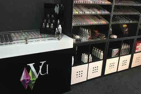 Vu Nail Systems & Training Academy - Choice of Nail Care Course for One or Two - Save 71%
