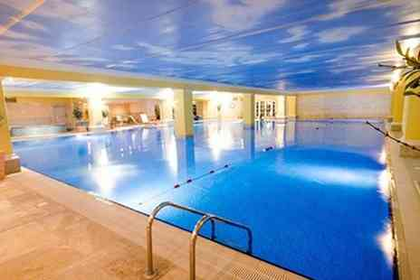 Holmer Park Spa & Health Club - Spa Day with a Serail Mud Chamber Treatment for One or Two - Save 66%