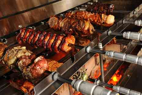 The Bull Rodizio - All You Can Eat Rodizio with a Caipirinha for One, Two or Four - Save 47%