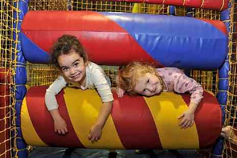 Thingamajigz - Summer Soft Play Pass Until The End of August - Save 0%
