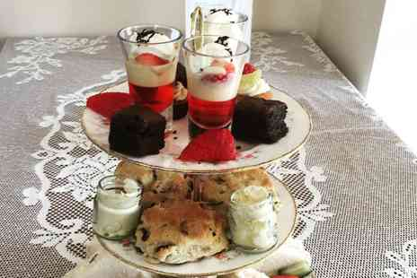 So Vintage Tea Rooms & Dress Shop - Traditional Afternoon Tea for Two or Four - Save 50%