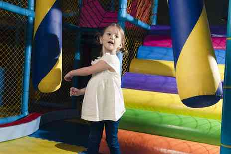 PK Kids Zone - Up to Three Soft Play Entries for Up to Three Children - Save 50%