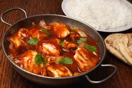 Cafe India - £20 or £40 Toward Indian Meals for Two or Four - Save 50%