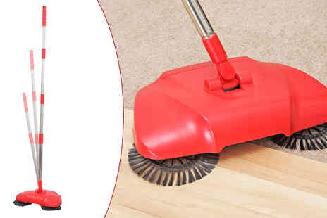 EasyLife Group - Lightweight Vortex Sweeper - Save 33%