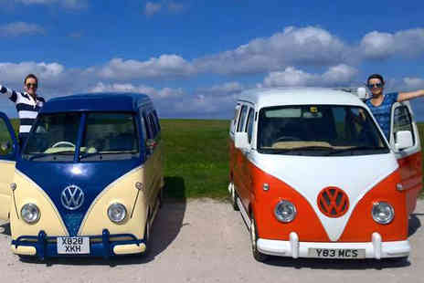 Kernow Kampers - One to Three Night Minidub Hire For Two - Save 0%