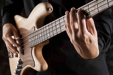Purely Musical - Interactive teach yourself bass guitar app - Save 78%