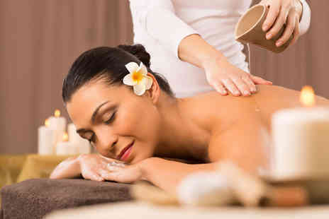 Crown Beauty - Three in one pamper package including facial, neck, shoulder and scalp massage, leg and foot massage  -  Save 84%