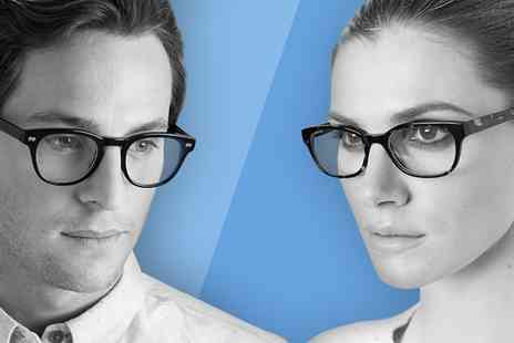 Glasses Direct - Two Pairs of Glasses with Optional Tint - Save 65%