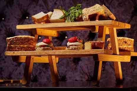 The Establishment Bar & Grill - Summer Afternoon Tea For Two or Four with Pimms - Save 0%