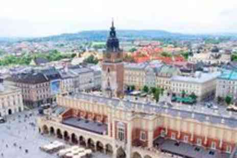 City Traveller - Two night break, including flights, at the Sympozjum Hotel in Krakow  - Save 55%