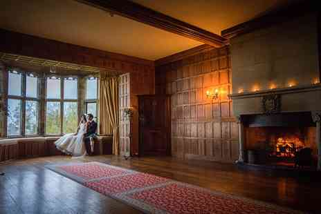 Lympne Castle Enterprises - Wedding Package for Up to 45 or 100 Guests - Save 63%