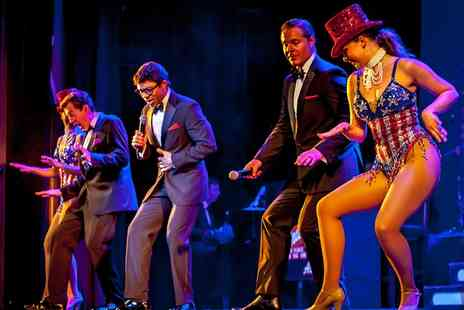 Rat Pack - Ticket to See The Rat Pack Vegas Spectacular Show, Komedia, 3 June - Save 32%