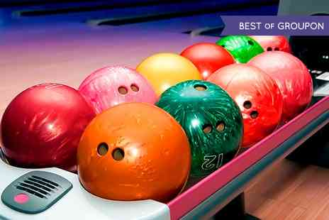 Kingpin Bowling - Bowling for Up to Six - Save 60%