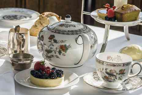 The Gatsby Tea Rooms - Afternoon Tea for Two or Four - Save 58%