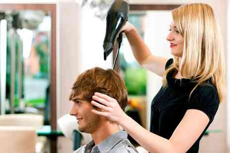 Hair Bar - Mens Dry Cut or Wash, Cut and Blow Dry - Save 40%