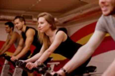 Good Vibes Fitness - Three group spinning classes - Save 50%