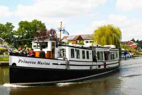 Thames River Cruises - Thames River Cruise for 2 - Save 45%