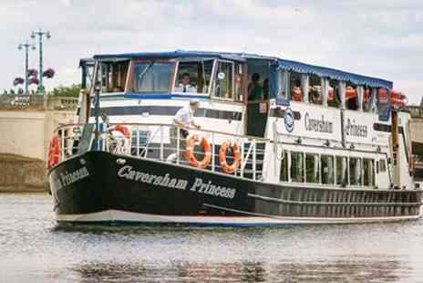 Thames River Cruises - Saturday Sundowner Thames River Cruise for 2 - Save 43%