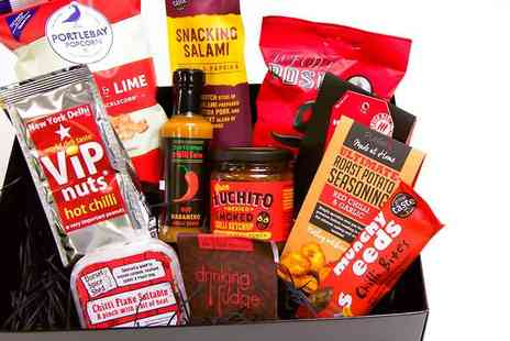 Ultimate Gift Packs - Dads Nicely Spicely ultimate chilli gift hamper - Save 44%