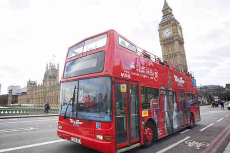 London City Tour - Ticket for a hop on, hop off bus tour - Save 40%