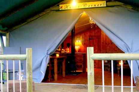Swallow Park - Four Night Self Catering Stay in Safari Tent For Up to 6  - Save 47%