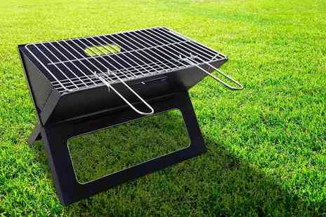 Funky Buys - 18 inch Notebook portable barbecue - Save 0%