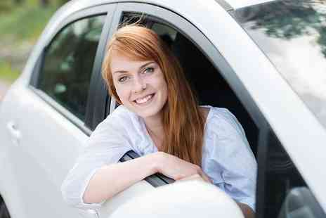 L9 Driver Training - Four hours of driving lessons and Theory Test Pro access - Save 0%