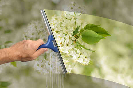 UK Window Clean - Two sessions of professional window cleaning - Save 0%