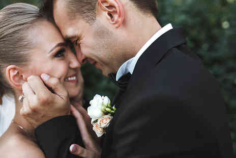Digital Weddings - Eight hour wedding photography package including all images on disc and one A5 print  - Save 50%